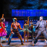 Review New Cast Memphis The Musical