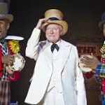 Review West End Scottsboro Boys Musical