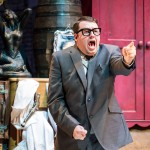 The Producers UK Tour 2015 Jason Manford as Leo Bloom