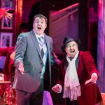 The Producers UK Tour 2015 - Jason Manford as Leo Bloom and Cory English as Max Bialystock