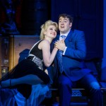 The Producers UK Tour 2015 - Tiffany Graves as Ulla and Jason Manford as Leo Bloom