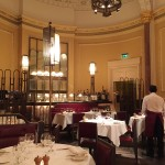 Gilbert Scott Restaurant Marcus Wareing Review St Pancras London (1)