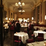 Gilbert Scott Restaurant Marcus Wareing Review St Pancras London