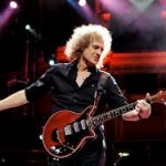 Guitarist Queen Brian May Interview