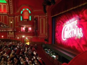 Dominion Theatre West End Renovation White Christmas