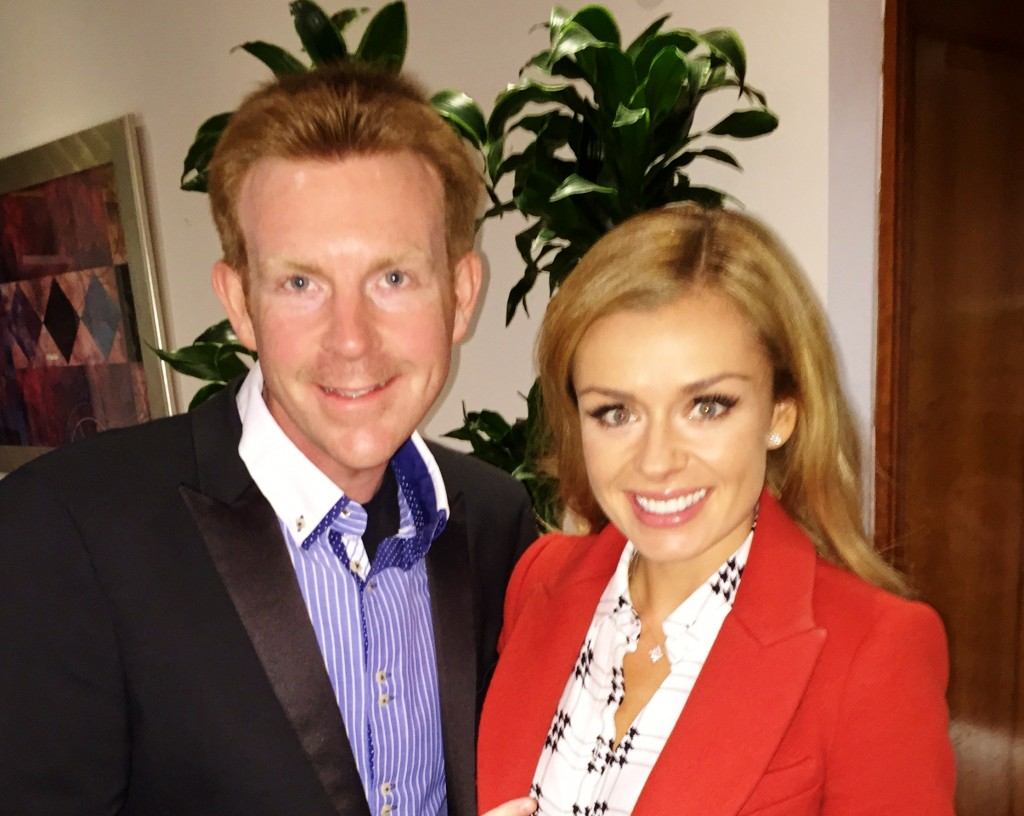 Katherine Jenkins Alex Belfield 2014 Interview