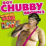 Roy Chubby Brown DVD 2014