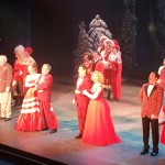 White Christmas Review Domion Theatre London (2)