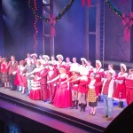 White Christmas Review Domion Theatre London (4)
