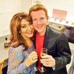 Jane McDonald Alex Belfield Interview