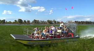 Everglades Florida Airboat Ride Captain Jack S Alligator