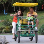 Bikes at Miami Zoo for Hire review