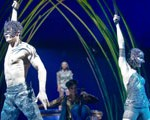 Cirque Amaluna Show review