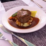 Food Virgin Atlantic Upper Class Steak Review