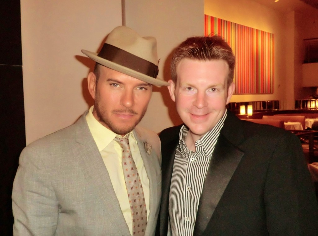 Alex Belfield Matt Goss Exclusive interview 2015