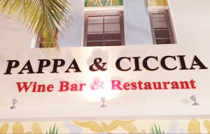 Pappa & Ciccia Restaurant Review South Beach Miami Florida (2)