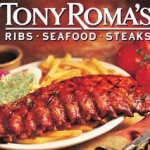 Tony Roma's Ribs Seafood Steaks Restaurant Review 2015