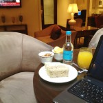 Langham Hotel Review London (2)
