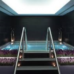 Pool at The Langham Hotel Review London
