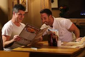 Simon Cowell Harvester Stevi Ritchie interview