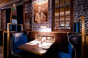 Dining Room at Bob Bob Ricard Restaurant Review Soho London