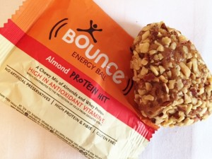 Almond Bounce Protein Ball Review