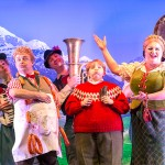 Charlie Chocolate Factory Musical Review West End