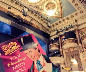 Charlie Willy Wonka Musical Review london