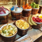 Continental Breakfast Buffet Booking Office Review St Pancras Hotel