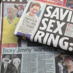Jimmy Savile Alex Belfield Daily Star
