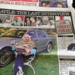 Jimmy Savile Alex Belfield Sun Newspaper