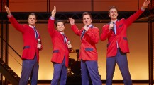 Enjoy Celebrity Radio's Jersey Boys Piccadilly Theatre West End Review 2015… Gary Watson has joined the cast of JERSEY BOYS at the Piccadilly Theatre, playing Nick Massi, as the smash