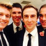 Review Reunion G4 2015 Jonathan Ansell Interview Christmas Album