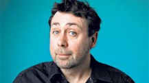 Enjoy Celebirty Radio's Comedian Sean Hughes 2015 Interview Tour / Buzzcocks…. Actor and comedian Sean Hughes is currently Starring as Mr Perks in the Olivier Award-winning production of Mike Kenny's