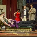 Best Comedy The Play That Goes Wrong Review Duchess Theatre West End