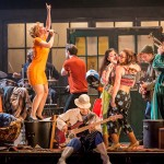 Palace Theatre Commitments Musical Review