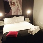 Staying Cool Penthouse 2 Bedroom Apartment Hotel Rotunda Birmingham Bedroom Review