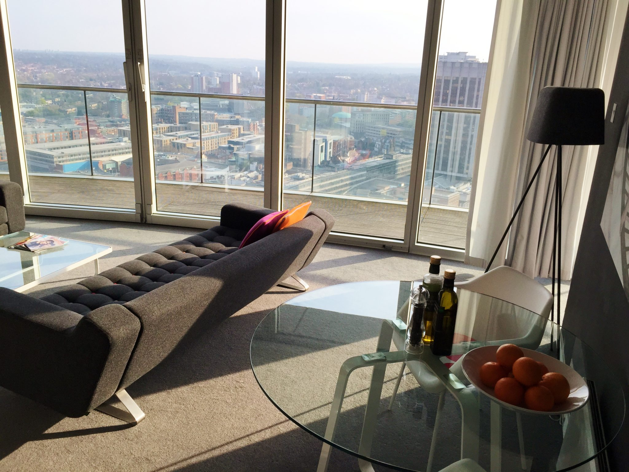 penthouse 2 bed staying cool rotunda birmingham 5 review celebrity
