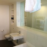 Staying Cool Penthouse 2 Bedroom Apartment Hotel Rotunda Birmingham Review Bathroom
