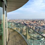 Staying Cool Penthouse 2 Bedroom Apartment Hotel Rotunda Birmingham Review View