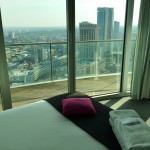 Staying Cool Penthouse 2 Bedroom Apartment Hotel Rotunda Birmingham Review Views (3)