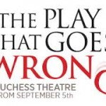 The Play That Goes Wrong Review Duchess Theatre West End Best Comedy 2015