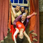 The Play That Goes Wrong Review Duchess Theatre West End London