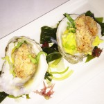 Andiron Steak & Sea Restaurant Review Oysters