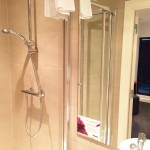 Blue Rainbow Aparthotel Manchester Review Shower