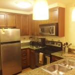 Fully Fitted Kitchen Royal Tahitian Suite Tahiti Village