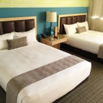 Downtown Grand Hotel Bedroom Review  (8)