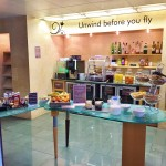 Escape Lounge Review Manchester Airport