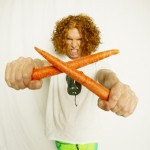 Review Carrot Top Luxor Las Vegas