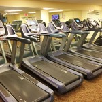 Gym at Tahiti village Review
